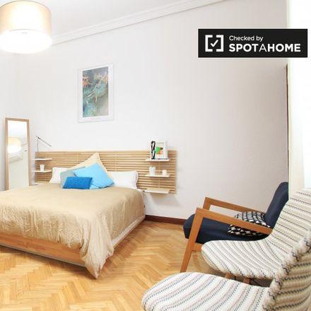 Rent this 1 bed apartment on Ministerio de Educación y Formación Profesional in Calle de Los Madrazo, 28001 Madrid