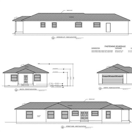 Rent this 3 bed house on 1744 38th Street South in Saint Petersburg, FL 33711