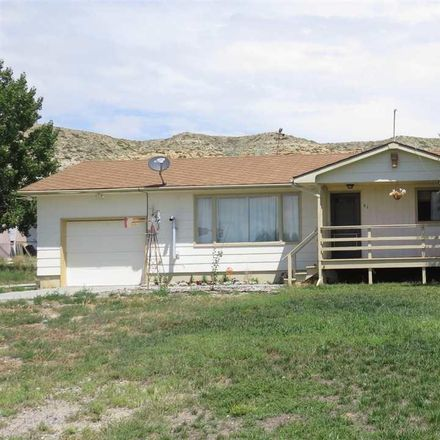 Rent this 3 bed house on Cliff Dr in Riverton, WY
