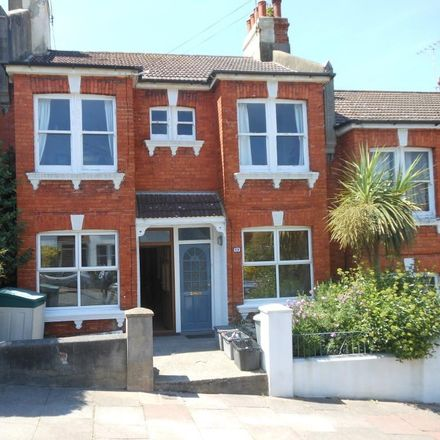 Rent this 3 bed apartment on Sandown Road in Brighton BN2 3EJ, United Kingdom