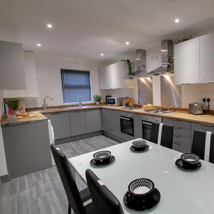 Rent this 1 bed room on 36 Cross Hedge Close in Leicester LE4 0UD, United Kingdom