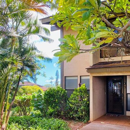 Rent this 3 bed townhouse on Puukolii Rd in Lahaina, HI