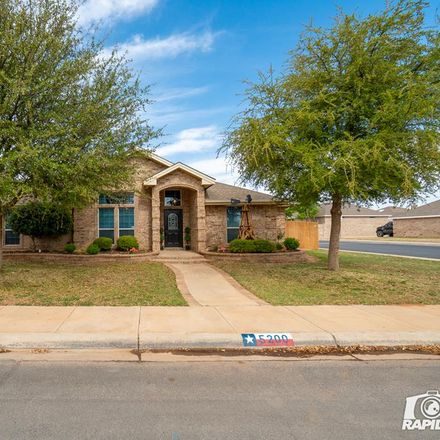 Rent this 4 bed house on 5200 Greathouse Avenue in Midland, TX 79707