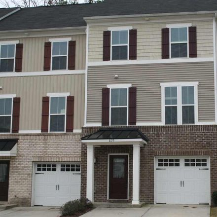 Rent this 4 bed townhouse on Berry Chase Way in Cary, NC 27560-9533