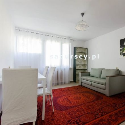 Rent this 1 bed apartment on Bohaterów Wietnamu 4 in 31-477 Krakow, Poland