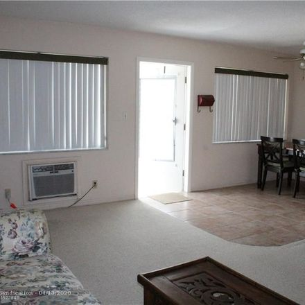 Rent this 2 bed apartment on 1920 Northeast 51st Court in Fort Lauderdale, FL 33308