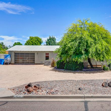 Rent this 4 bed house on East Sweetwater Avenue in Scottsdale, AZ