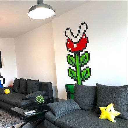 Rent this 2 bed apartment on 13 Rue de Rome in 77144 Montévrain, France