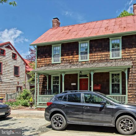 Rent this 4 bed house on 109 East 4th Street in Lewes, DE 19958