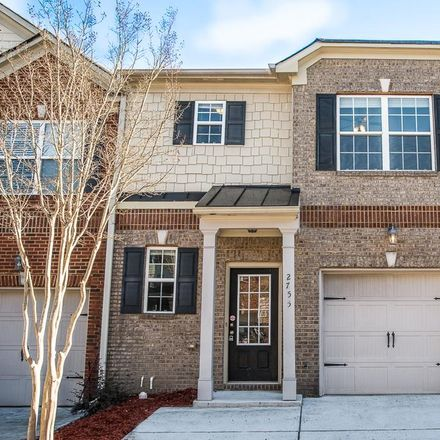 Rent this 3 bed townhouse on 2755 Sudbury Trace in Norcross, GA 30071