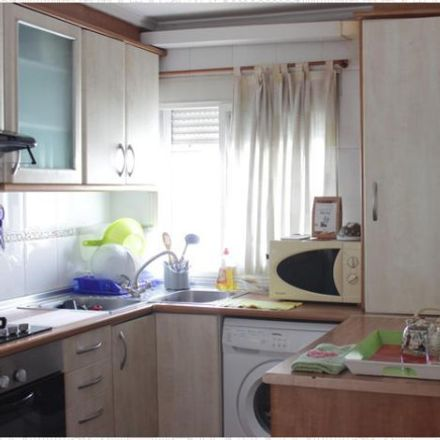 Rent this 2 bed room on Carrer de Josep Soto Micó in 46017 Valencia, Spain