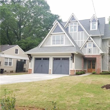 Rent this 5 bed house on North Druid Hills Road Northeast in Brookhaven, GA 30319
