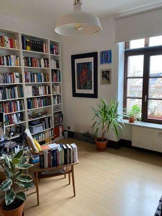Rent this 4 bed apartment on Uhlandstraße 21 in 60314 Frankfurt, Germany