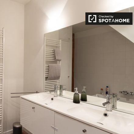 Rent this 1 bed apartment on Rue du Mail - Maliestraat 49 in 1050 Ixelles - Elsene, Belgium