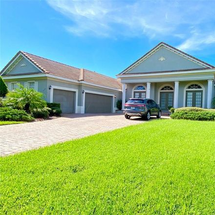 Rent this 4 bed house on 6533 Cartmel Ln in Windermere, FL
