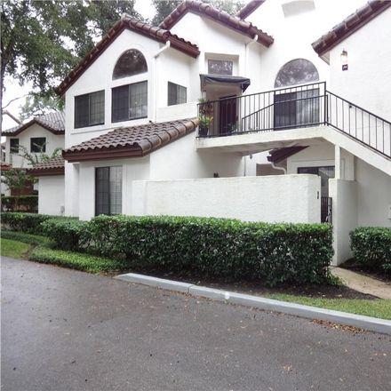 Rent this 3 bed condo on 505 Via del Oro Drive in Altamonte Springs, FL 32714