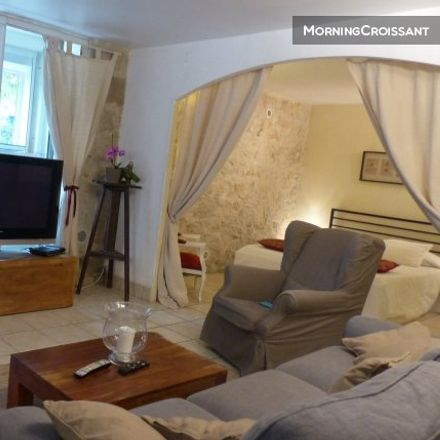Rent this 1 bed apartment on 17 Avenue Sainte-Marguerite in 06000 Nice, France