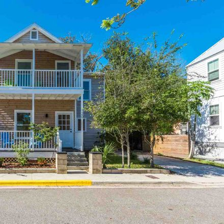 Rent this 2 bed house on Washington Street in St. Augustine, FL 32084