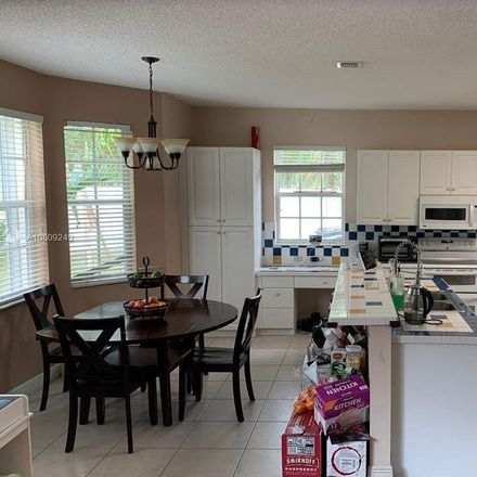 Rent this 4 bed house on 15784 Northwest 12th Court in Pembroke Pines, FL 33028