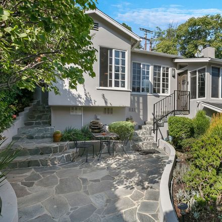 Rent this 3 bed house on 3931 Blue Canyon Dr in Studio City, CA