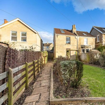 Rent this 3 bed house on The Normans in Bathampton BA2 6, United Kingdom