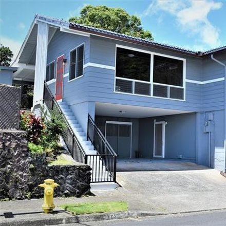 Rent this 3 bed house on 172 Puiwa Road in Honolulu, HI 96817