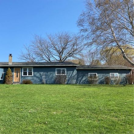 Rent this 2 bed house on Thompson Hill Rd in Earlville, NY