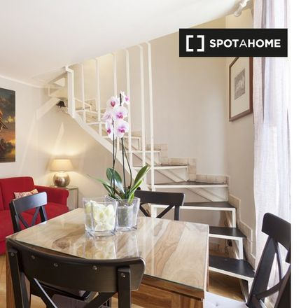 Rent this 0 bed apartment on Palazzo Malvezzi Campeggi in Via del Consolato, 00193 Rome RM