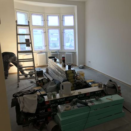 Rent this 4 bed apartment on Kaiserin-Augusta-Allee 103 in 10553 Berlin, Germany