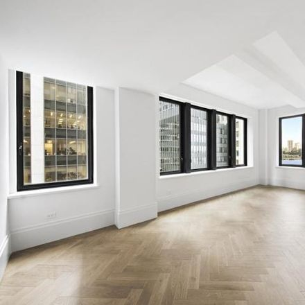 Rent this 2 bed condo on 99 Wall Street in New York, NY 10005