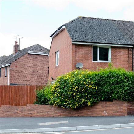 Rent this 1 bed room on 60 Butts Road in Exeter EX2 5BE, United Kingdom