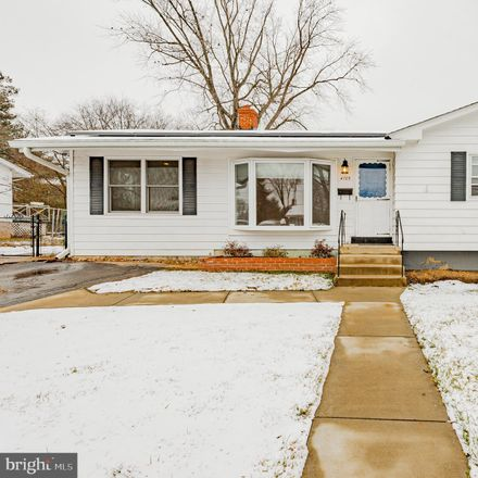 Rent this 5 bed house on 4705 Eades St in Rockville, MD
