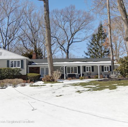 Rent this 4 bed house on Middletown Township in 9 Fox Hill Road, Middletown