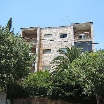 Rent this 3 bed apartment on Jabotinsky 38 in Jerusalem, Israel