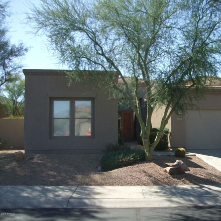 Rent this 3 bed house on 7489 East Soaring Eagle Way in Scottsdale, AZ 85266