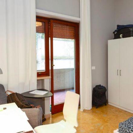 Rent this 4 bed apartment on Ambasciata della Repubblica del Kosovo a Roma in Via Tolmino, 00199 Rome RM