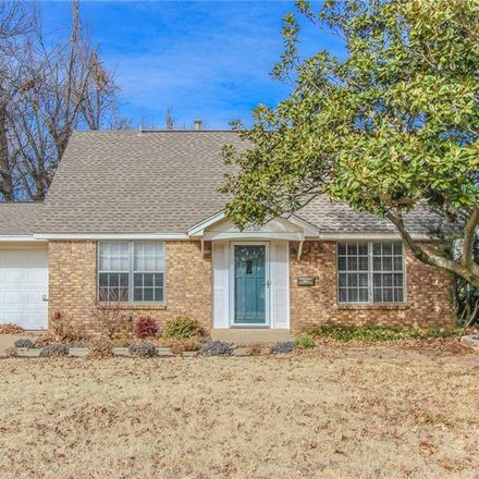 Rent this 3 bed house on 1533 Canterbury Street in Norman, OK 73069