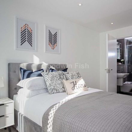 Rent this 3 bed apartment on 1-23 City Road East in Manchester M15, United Kingdom