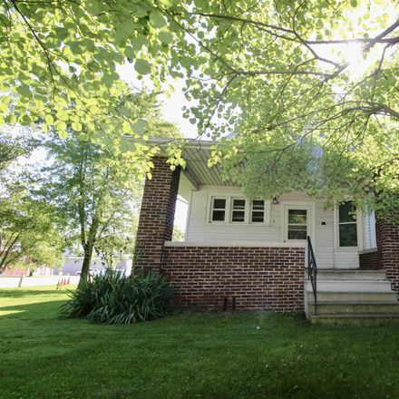 Rent this 4 bed house on 215 W Peoria St in Goodfield, IL