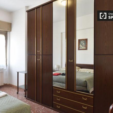 Rent this 3 bed apartment on Via Vincenzo Cesati in 00171 Rome RM, Italy