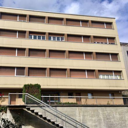 Rent this 3 bed apartment on Rue des Fahys 59 in 2000 Neuchâtel, Switzerland