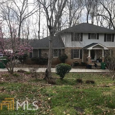 Rent this 6 bed house on 3777 Woodyhill Dr in Lithonia, GA