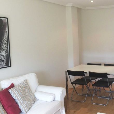 Rent this 1 bed apartment on Calle de Vicente Caballero in 9, 28007 Madrid