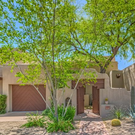 Rent this 3 bed house on 1505 Indian Rock Road in Carefree, AZ 85266