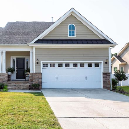 Rent this 4 bed house on 1025 Lyndhurst Falls Lane in Knightdale, NC 27545