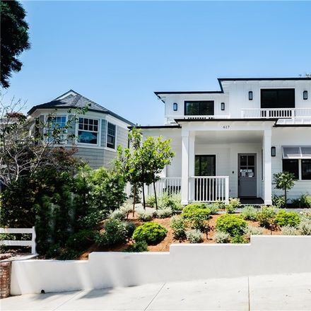 Rent this 7 bed house on 617 31st Street in Manhattan Beach, CA 90266