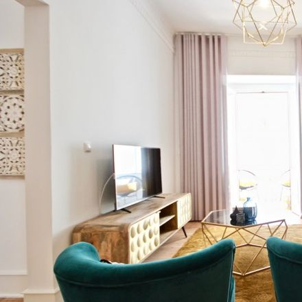 Rent this 2 bed apartment on Rua de Macau in 1170-132 Lisbon, Portugal