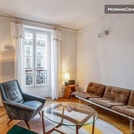 Rent this 2 bed apartment on 78 Avenue de Saint-Ouen in 75018 Paris, France