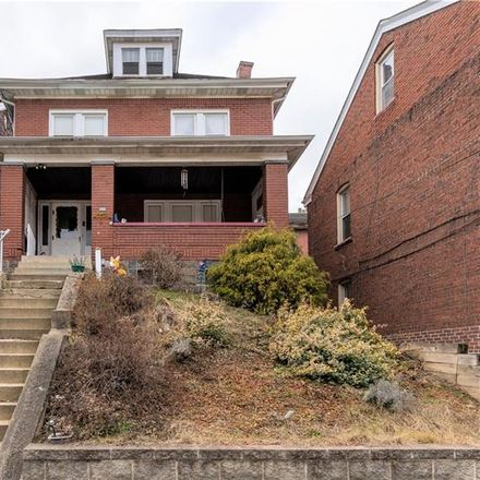 Rent this 4 bed house on 222 39th Street in Pittsburgh, PA 15201