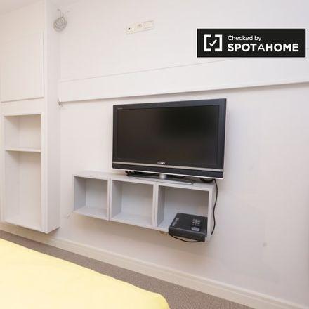 Rent this 1 bed apartment on Rue Maurice Liétart - Maurice Liétartstraat 48 in 1040 Etterbeek, Belgium